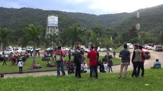 Hondurans gather to join new migrant caravan