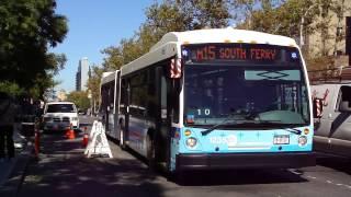 MTA New York City Bus & MTA Bus Company : The Evolution Of +Select Bus Service+