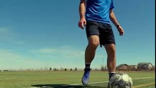 Ronaldo step overs
