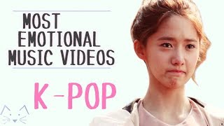 [TOP 15] Most Emotional Kpop Music Videos