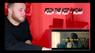 Rich The Kid - Woah (ft. Miguel and Ty Dolla $ign) [Official Music Video] REACTION!!