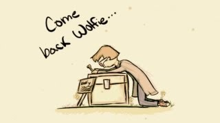 Minecraft Song - Come Back Wolfie - Minecraft Parody of The Script's Nothing