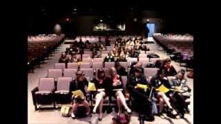 2013 Centennial Speech Team - Harlem Shake