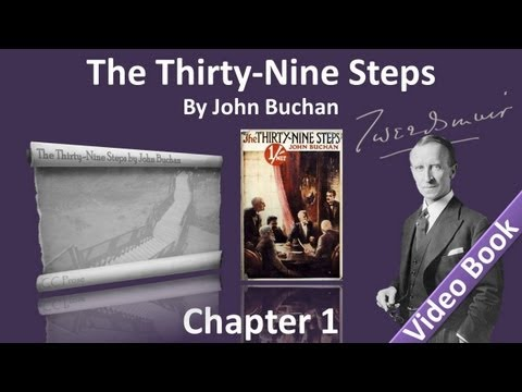 The Thirty-Nine Steps by John Buchan - Chapter 01 - The Man Who Died