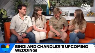 The Irwin Family On Setting The Mood For The Mating Animals At The Zoo