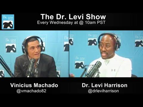 The Dr. Levi Show #1: Featuring Vinicius Machado - Television & Film Actor