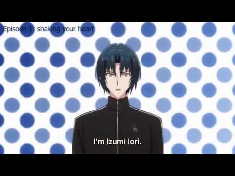 IDOLiSH7- All Of Iori Izumi's Lines (Episode 1-2)
