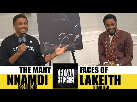 CROWN HEIGHTS TRAILER INTERVIEW WITH LAKEITH STANFIELD and NNAMDI ASOMUGHA