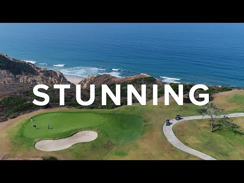 BEST PUBLIC GOLF COURSE IN SAN DIEGO! - TORREY PINES // PART 1 (4K)