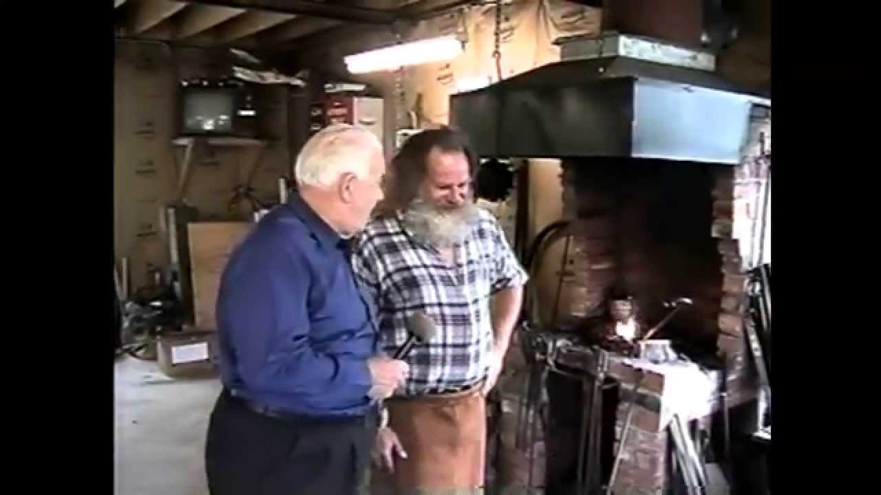 WGOH - Modern Day Blacksmith George Weidle  6-24-97