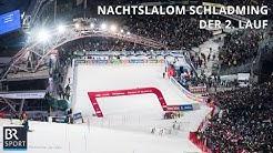 Nachtslalom Schladming 2. Lauf | Blickpunkt Sport | BR