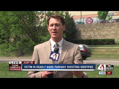 Police identify victim in deadly Ward Parkway Center shooting