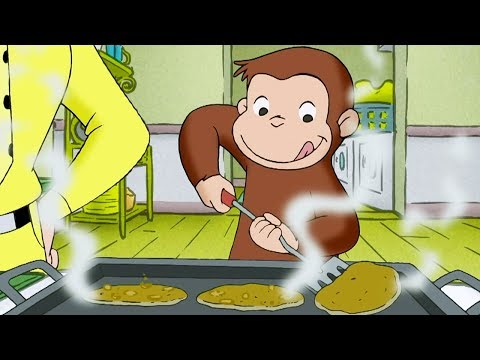Curious George 🐵Maple Monkey Madness 🐵Kids Cartoon 🐵Kids Movies 🐵Videos for Kids