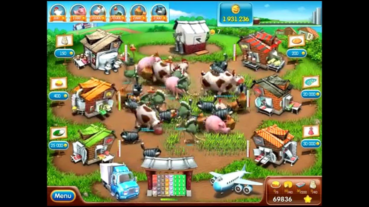 Farm Frenzy 3 - Download Free Games for PC