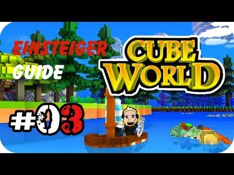 ★ CUBE WORLD ★ Einsteiger Guide #3 - Pet zähmen, Reiten, Segeln und Gleiter [Tipps & Tricks]