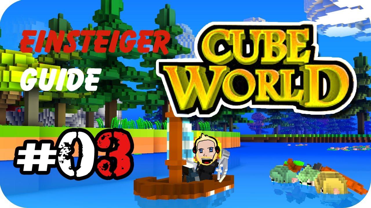 Cube World Einsteiger Guide 3 Pet Zahmen Reiten Segeln Und Gleiter Tipps Tricks Youtube
