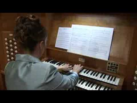 Abide With Me Tis' Eventide pipe organ lds mormon music
