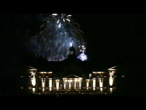 Vidéo Vaux le vicomte fête Nicolas Fouquet HD