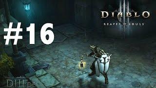 Diablo III Ultimate Evil Edition Gameplay Walkthrough Part 16 (Ps4/Xbox One 1080p HD)