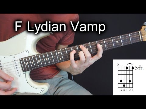 Building Chords from Scales (in C Ionian & F Lydian)  [Chordal Lesson Ep.43]