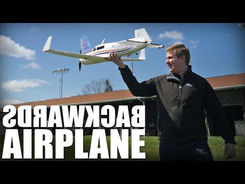 Backwards Airplane | Flite Test