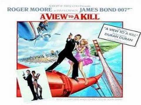 Duran Duran -  A view to a kill (Timski Mix)