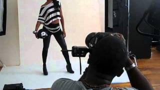 Miss Black USA 2010 - Osas Ighodaro  the Heart  Soul Magazine Photoshoot