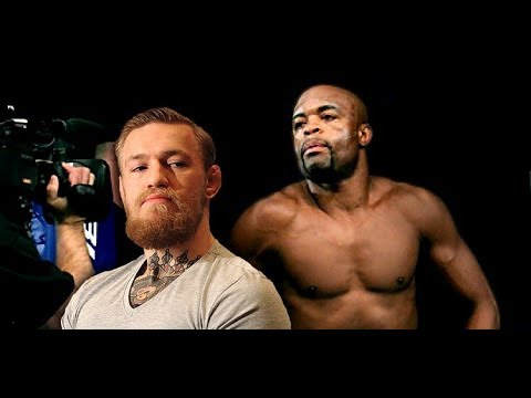 Conor McGregor accepts Anderson Silva's challenge, opens as ...