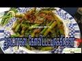 Asparagus stir fry in Tamil   Asparagus poriyal   Asparagus subzi   தண்ணீர்விட்டான் வறுவல்