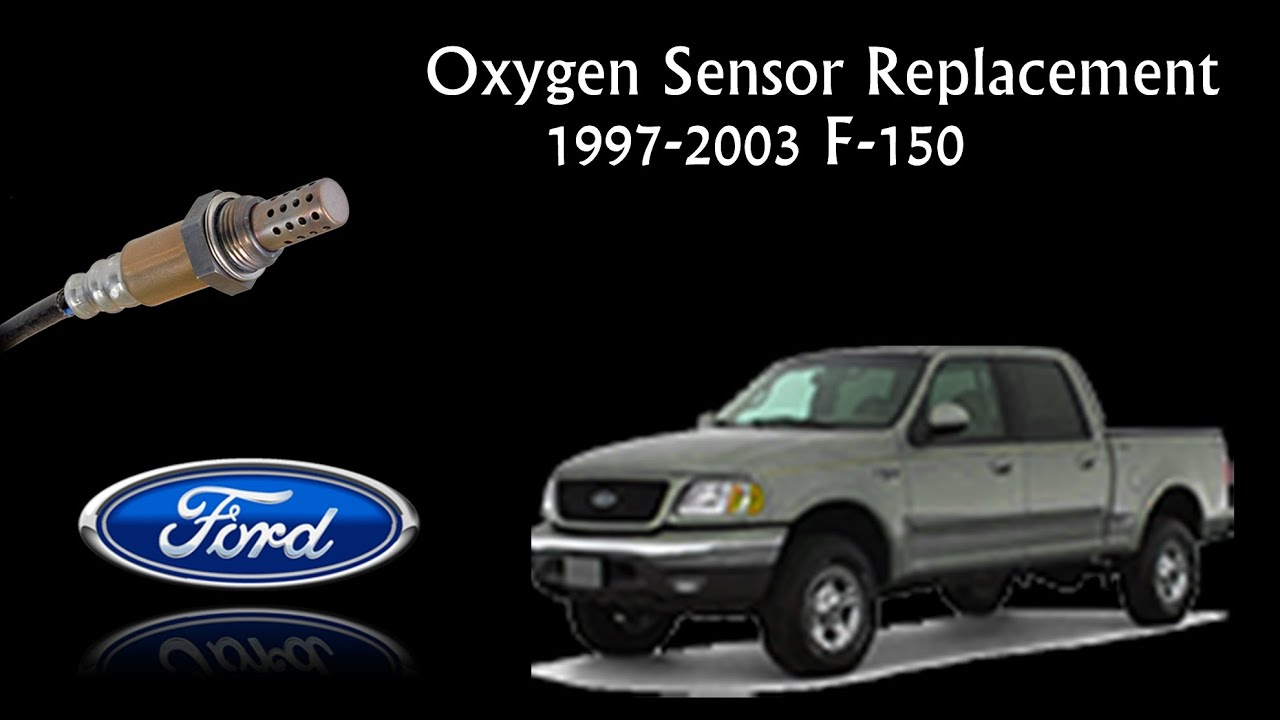 How to Replace an Oxygen Sensor (19972003 Ford F150 Bank