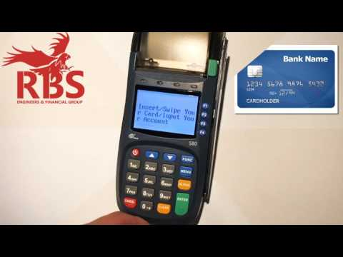 How To Manually Make A Transaction On The Payment Terminal