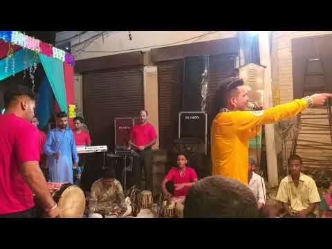 Sawan Da Chala Aa Gaya By Yogesh Shalu _ Live Jagran