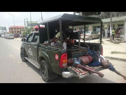 BIAFRA DAY - MANY DEAD IN ONITSHA