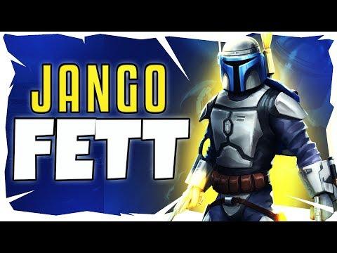 Jango Fett Gameplay Unveiling! | Star Wars: Galaxy of Heroes