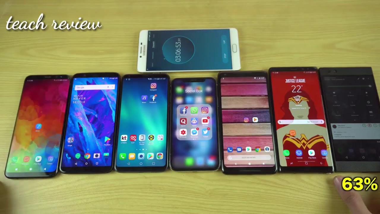 razer phone vs iphone 8