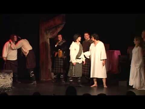 Syracuse Shakespeare Festival Presents: Macbeth