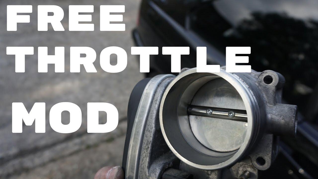 Throttle Mod M54 Engine Mod Free Bmw E46 Funnycat Tv