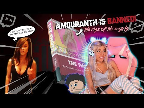 Amouranth is Banned on Twitch! & The Rise of the E-Girls