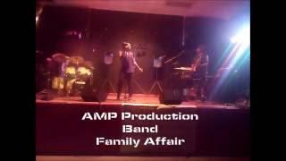 Albert Moore- AMP Production Band- Family Affair-Mary J Blidge- Video