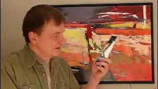 MALARSTWO AKRYLOWE - Od czego, i jak zacząć malowanie obrazów - FARBY, PĘDZLE, PODOBRAZIE