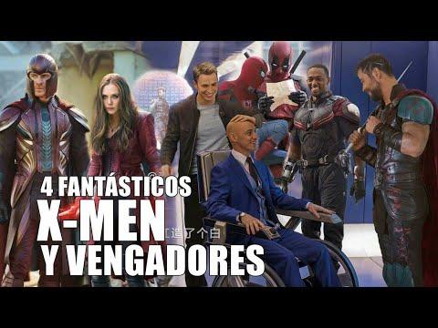 X-MEN, CUATRO FANTÁSTICOS Y DEADPOOL OFICIALMENTE EN MARVEL STUDIOS!! | SE CIERRA LA COMPRA DE FOX