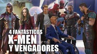 ES OFICIAL! DISNEY COMPRA A FOX | X-MEN Y 4 FANTASTICOS SE VAN A MARVEL STUDIOS