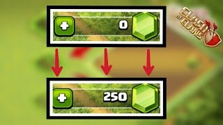 Get Gem Box Daily in Clash of Clans - 250 Gems in 10 Days