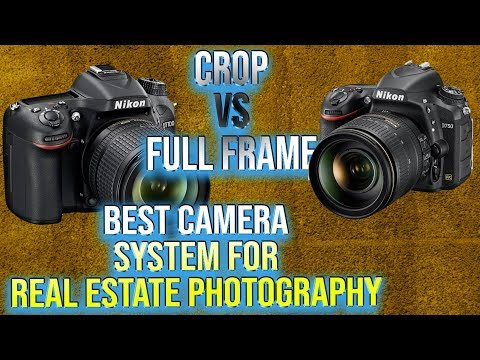 Why Crop Sensors are KING for Real Estate Photography thumbnail