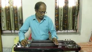 Amay dubaili re amay vasaili re folk song Steel Guitar cover by Achintya Karmakar