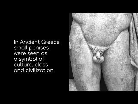 The Meanings Behind Penis Length in Sculpture | OUT(ed)