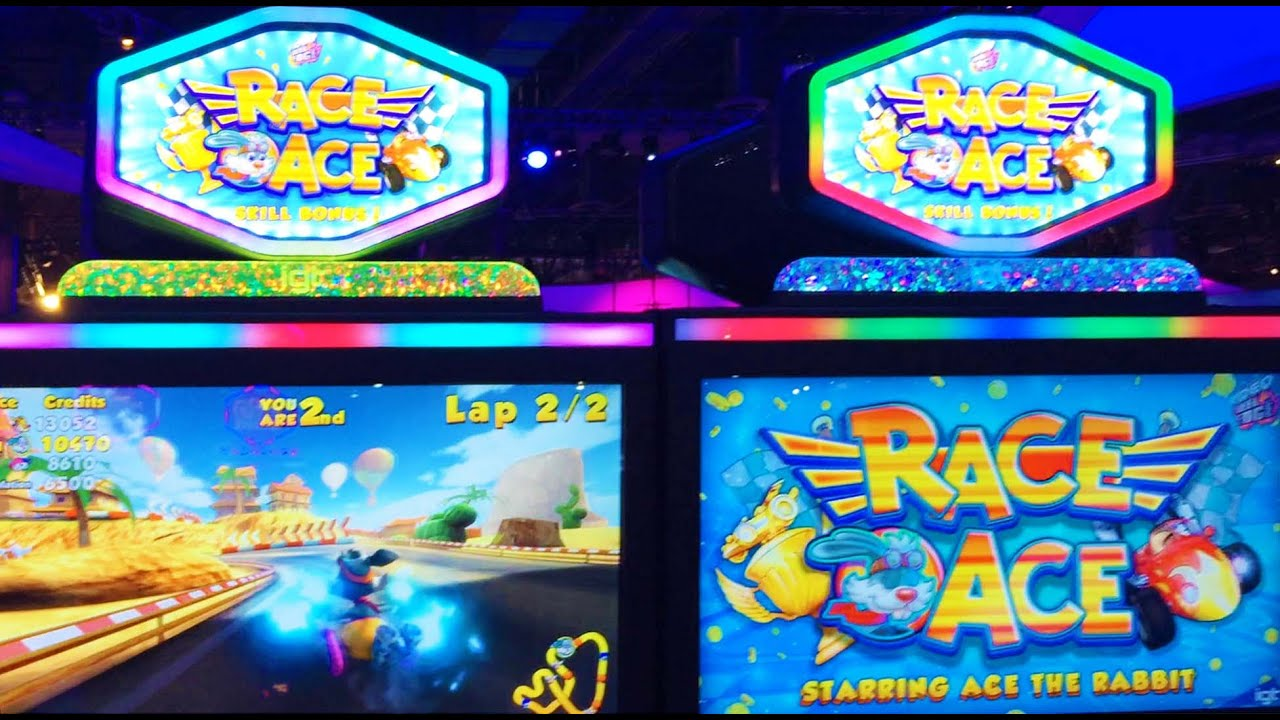 Spiele Race The Ace - Video Slots Online