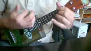Crazy G ukulele bidon - Can Uke Thumbnail