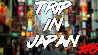 [FR] Trip in Japan with Stade Bordelais | Day 6 | TOWER,COMPETITION, JUDO