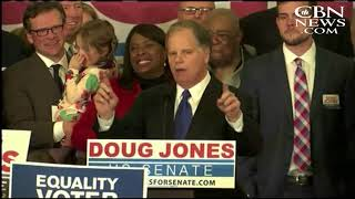 Democrat Doug Jones Wins Historic Alabama Senate Race
